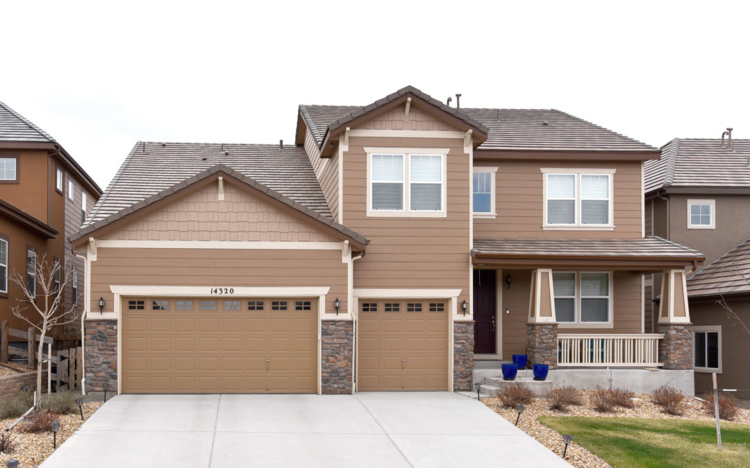 Represented Buyer Single Family Home, Parker CO 80134