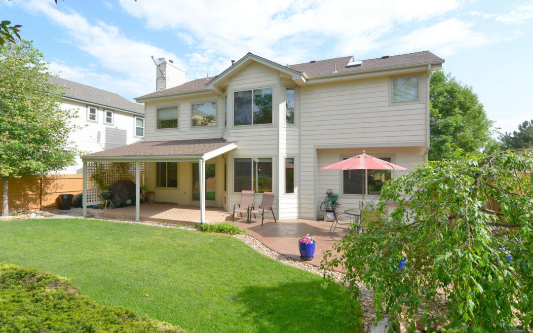 SOLD! Single Family Home, Arvada, CO 80005